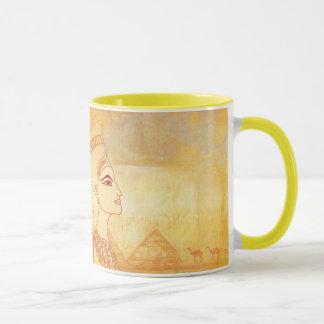 Ägyptische Königin Kleopatra Tasse