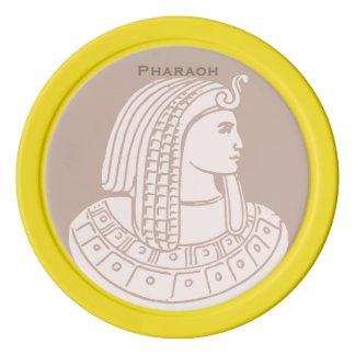 Ägyptische Pokerchips