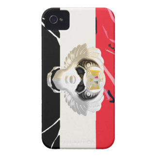Ägyptischer Scarabäus/Eagle iPhone 4 Case-Mate Hülle