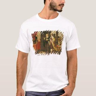 Ahasuerus, das Mordecai seinen Schatz zeigt T-Shirt