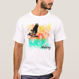 Ahhway.™ Pelikan T-Shirt