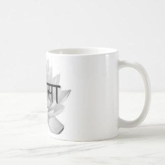 Ahimsa Lotos-Blume Kaffeetasse