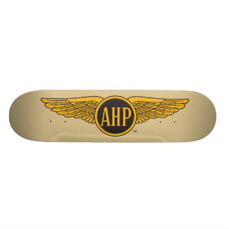 AHP Flügel - Farbe 20,1 Cm Skateboard Deck