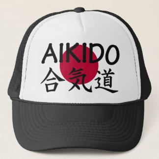 Aikido-Japaner-Kampfkunst Truckerkappe