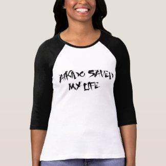 Aikido rettete mein Leben T-Shirt