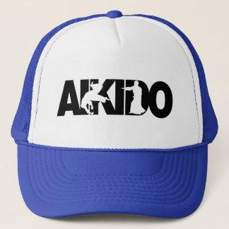 Aikido-Wurf Truckerkappe