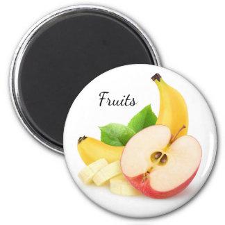 Aimant Apple et banane