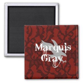 Aimant de gris de marquis