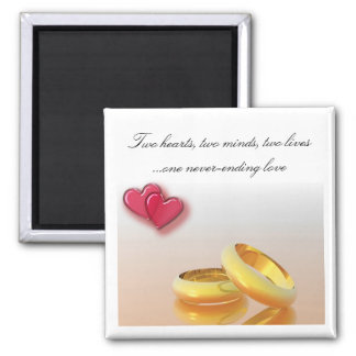 Aimant de mariage