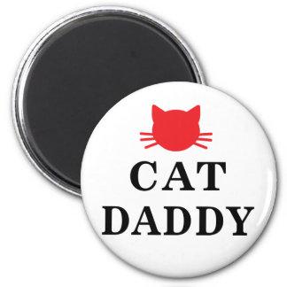 Aimant de papa de chat