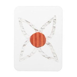 Aimant de photo de guirlande magnet en rectangle