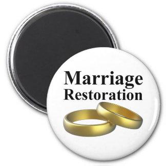 Aimant de restauration de mariage