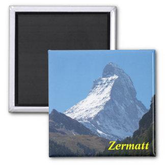 Aimant de Zermatt
