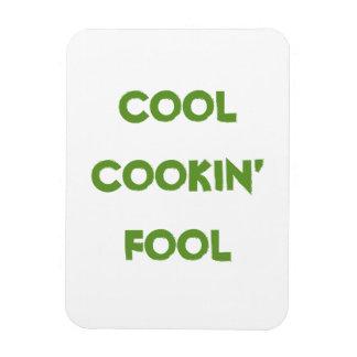 Aimant d'imbécile de Cookin frais' Magnet