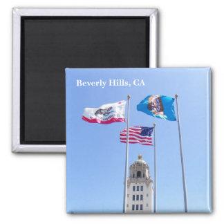 Aimant frais de Beverly Hills !