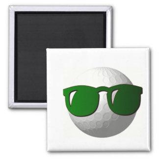 Aimant frais de conception de boule de golf