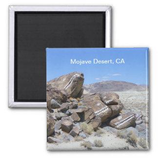 Aimant frais de désert de Mojave !
