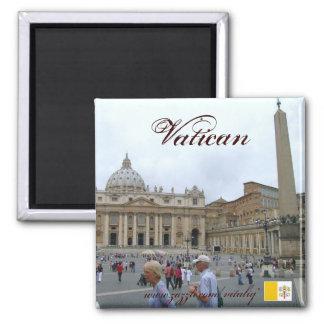 Aimant frais de l'Italie de Ville du Vatican