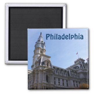 Aimant frais de photographie de Philadelphie