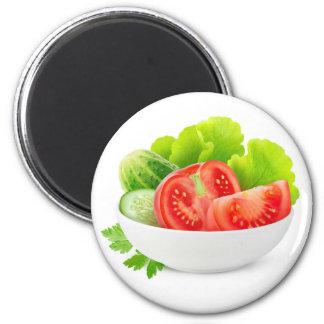 Aimant Légumes dans une cuvette