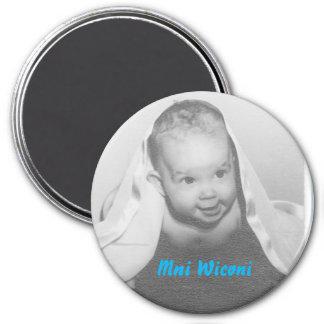 Aimant Mni Wiconi pour sept générations
