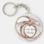 Aimez-vous toujours porte-clefs