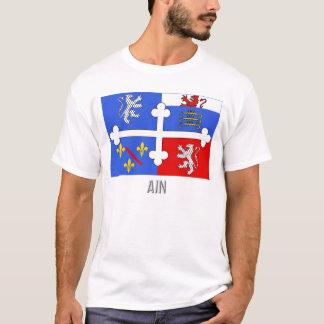 Ain Flagge mit Namen T-Shirt