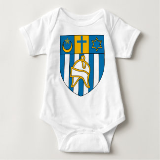 Aïn_Témouchent_Coat_of_Arms_ (French_Algeria) Baby Strampler