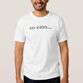 ainsi emo… t-shirts