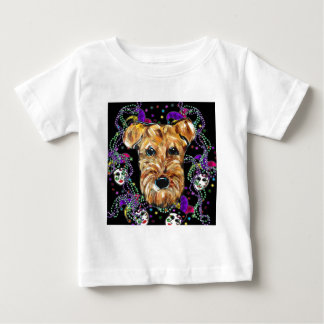 AIREDALE-KARNEVAL BABY T-SHIRT