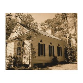 Airlie Gärten, Wilmington Holzdruck