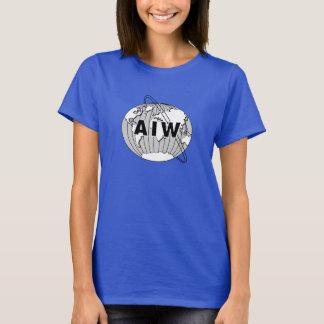 AIW Logo-T-Shirt T-Shirt