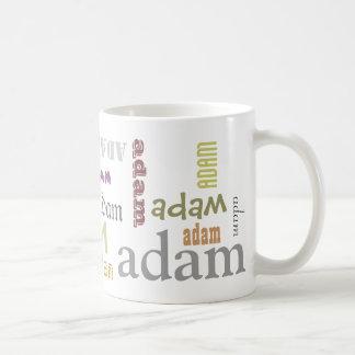 Ajoutez votre nom personnalisable mug