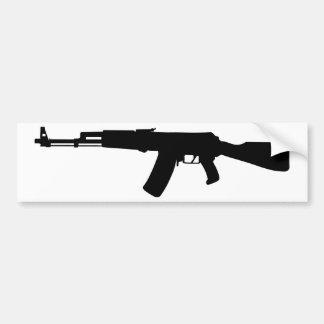 AK - 47 AUTOAUFKLEBER