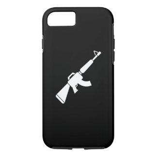 AK-47piktogramm iPhone 6 Fall iPhone 8/7 Hülle