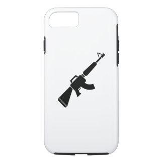 AK-47piktogramm iPhone 7 Fall iPhone 8/7 Hülle