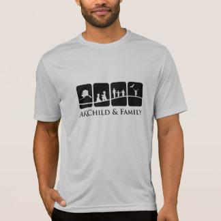 AK Kinder-u. die Leistungs-T-Stück der T-Shirt