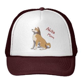 """""""Akita mom"""" trucker cap"""