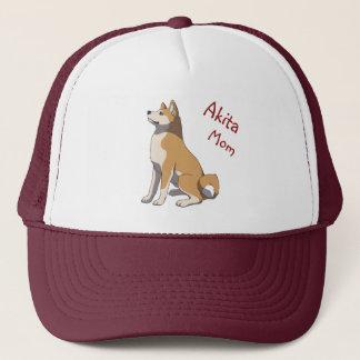 """""""Akita mom"""" trucker cap Truckerkappe"""