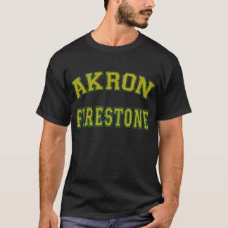 Akronfirestone-T-Shirt. T-Shirt