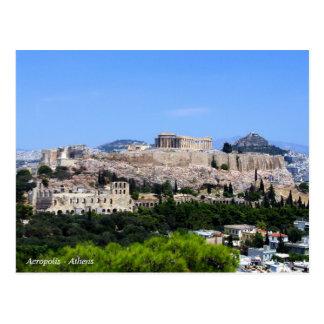 Akropolis - Athen Postkarten