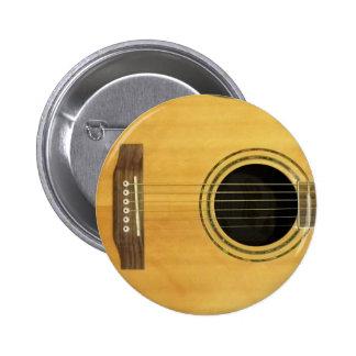 Akustikgitarre Runder Button 5,7 Cm