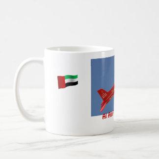 Al Ain Airshow 2007 Kaffeetasse