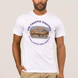 Al-Ain Flugverkehr-Kontrolle T-Shirt