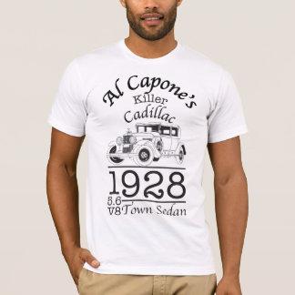 Al Capone Cadillac 1928 T-Shirt