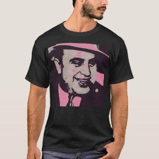 Al Capone Pop-Kunst T-Shirt