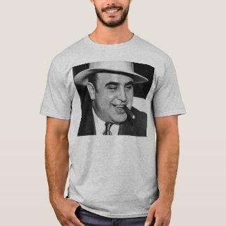 Al Capone Schwarzweiss T-Shirt