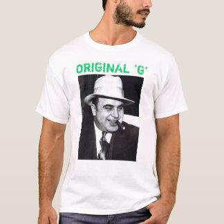 Al Capone - ursprüngliches 'G T-Shirt
