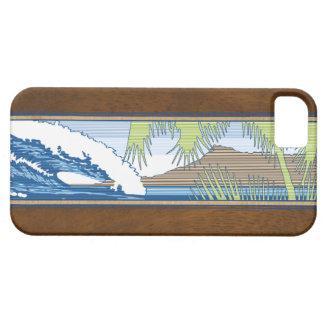 Ala Moana hawaiisches Brandungs-Zeichen iPhone 5 Etui Fürs iPhone 5