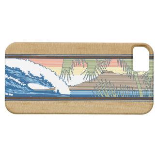 Ala Moana hawaiisches Brandungs-Zeichen iPhone 5 Schutzhülle Fürs iPhone 5